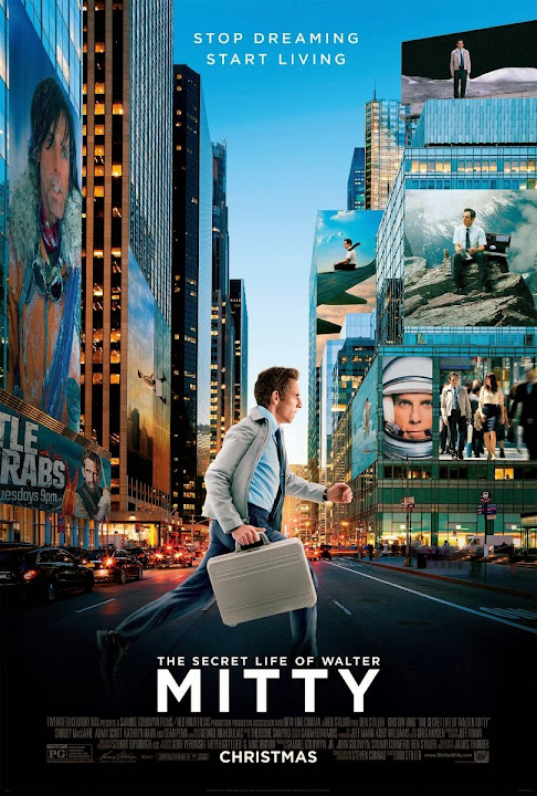 The Secret Life of Walter Mitty (2013) V1