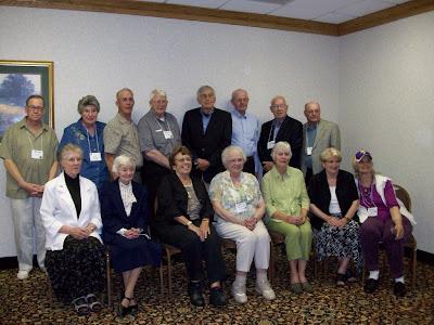 ND Class of 1950- 2011 61st Reunion
