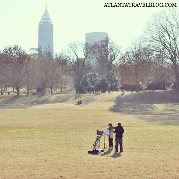 Атланта инстаграм