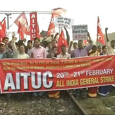 February 20-21 Strike