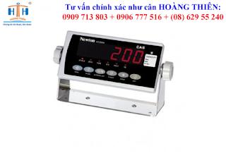 đầu cân điện tử cas nt-200-201as chính hãng korea