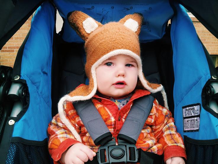 winter knits: hat 2