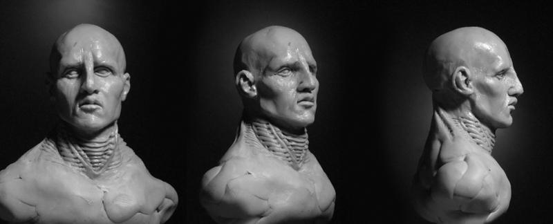 Prometheus engineer bust 1/10 Engineer02