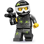 LEGO Minifigures Series 10 Paintball Player