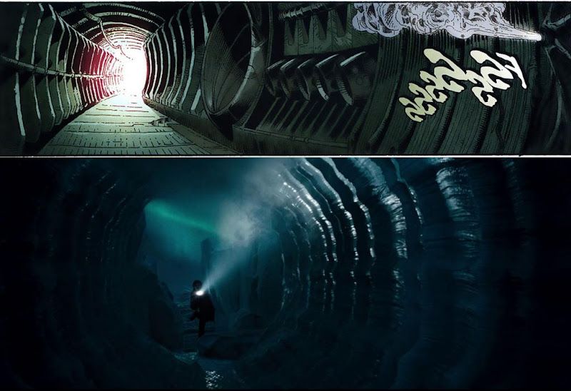 Man Of Steel Ancient Lois Lane Fortress Of Solitude