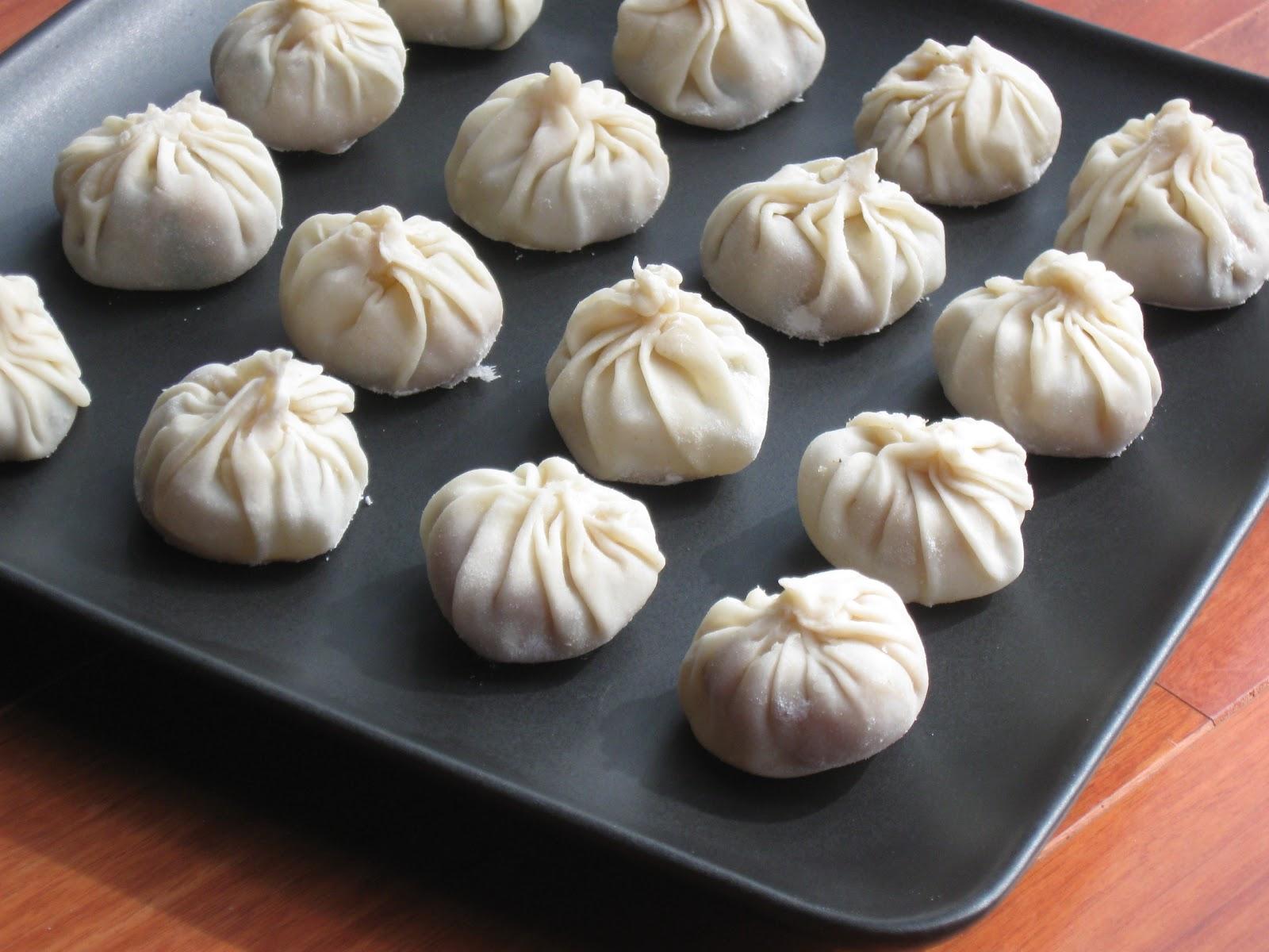food i make: Xiao Long Bao - Chinese Soup Dumplings