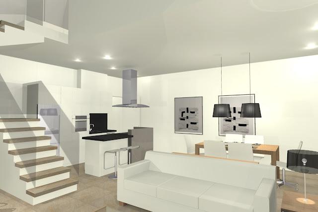 Inhome interiorismo domestico adaptacion loft oficinas for Oficina correos coslada