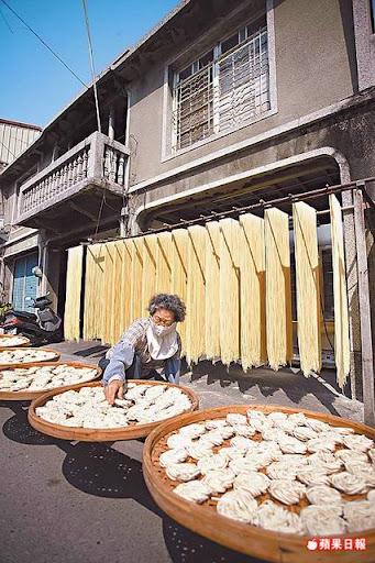 土庫萬源製麵廠 源於昭和六年