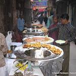 Dhaba du vieux Delhi