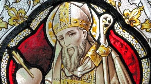Santo Agostinho, Padroeiro secundário da Diocese de Lamego