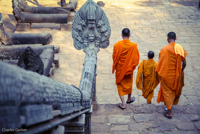 Charles Gerber photographer - Travel - Cambodia - Battambang