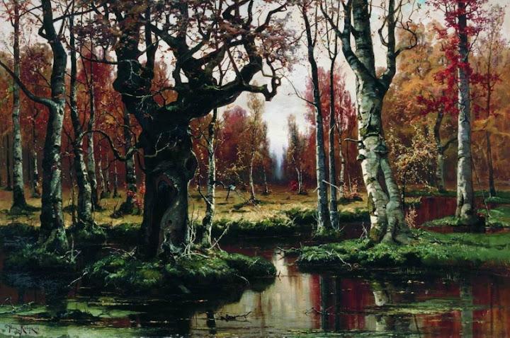 Julius Sergius von Klever - Autumn. 1881