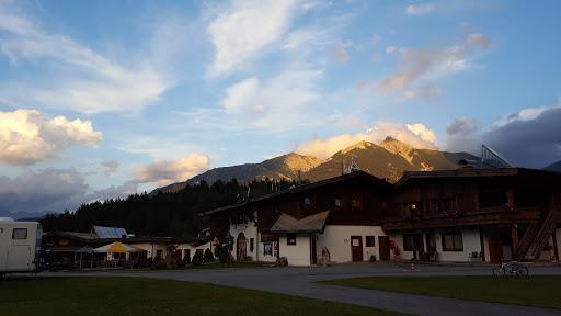 Camp Alpin Seefeld, Leutascher Str. 810, 6100 Seefeld in Tirol, Österreich, Campingplatz, state Tirol