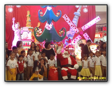 SM ChriSMs, Santa Claus, SM Pampanga, events, christmas