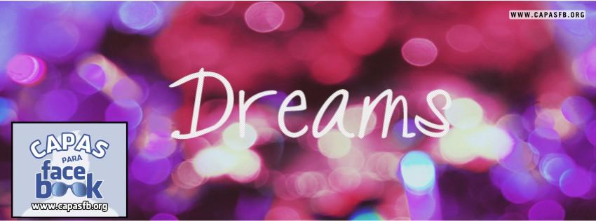 Capas para Facebook Dreams