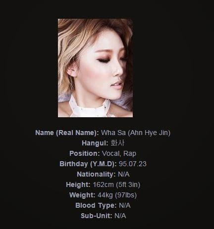 kpop idols weight | allkpop Forums