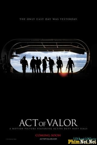 Phim Biệt Kích Ngầm - Act Of Valor - Wallpaper