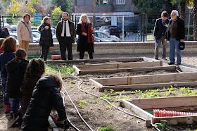 Inversiones en movilidad y medio ambiente en Moratalaz en 2014