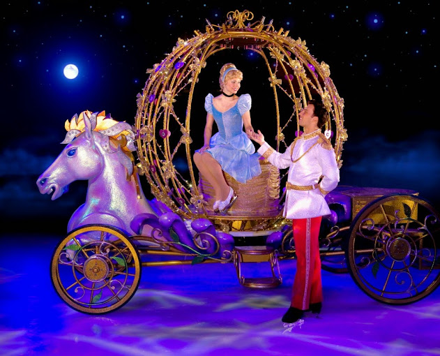 Disney On Ice Princesses and Heroes - Cinderella and Prince Charming