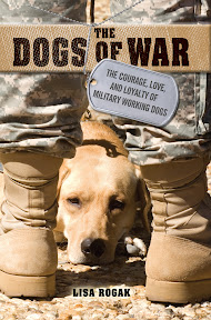 The dogs of war by Lisa Rogak