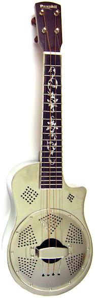 Paxphil Resonator Concert Ukulele
