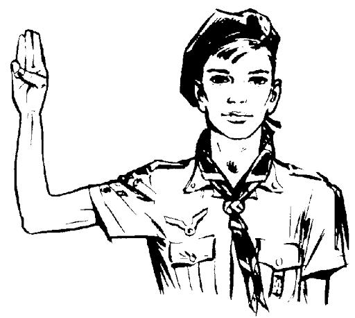 بادن باول رائد الحركه الكشفيه في العالم