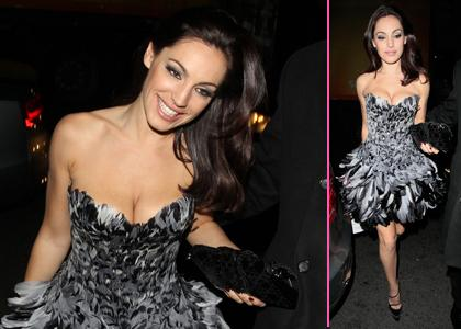 Kelly Brook: Dior Darling(3photos)-news:news,dress for girls
