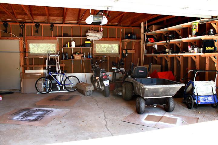 The garage pt 1