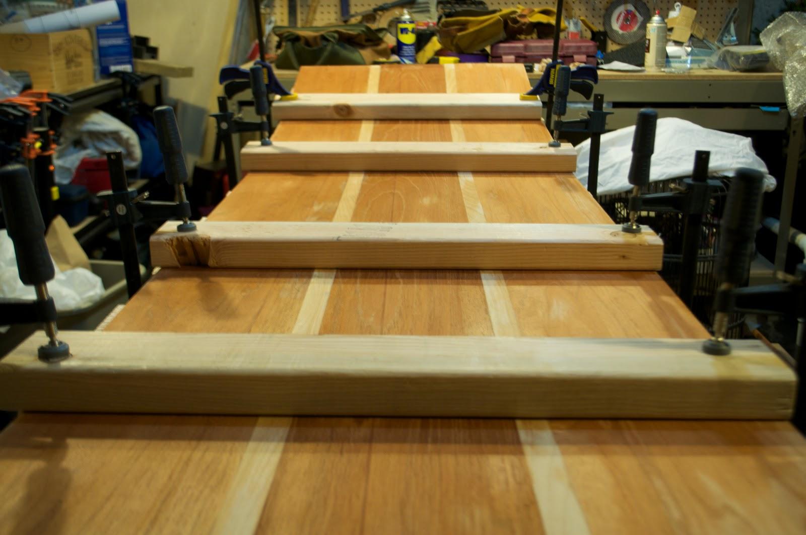 Wooden Surfboard Project Winter 2010 11 2011