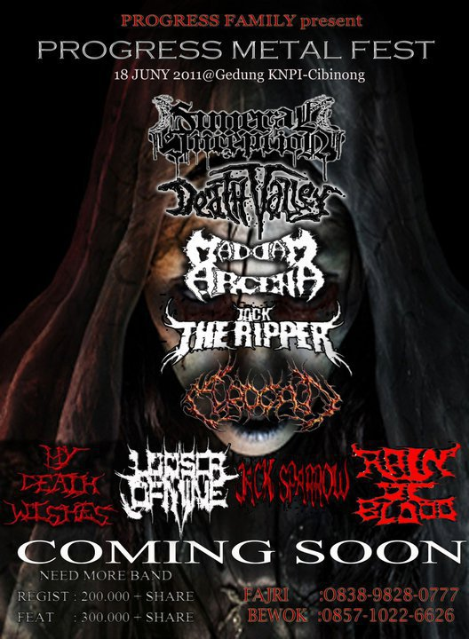 PROGRESS METAL FEST