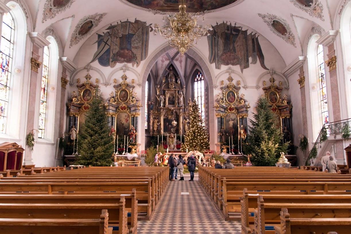 kath. Kirche Appenzell
