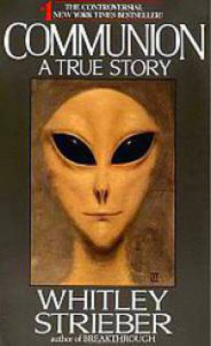 Greys Aliens Whitley Strieber Most Extraordinary Conversation Alien Contact