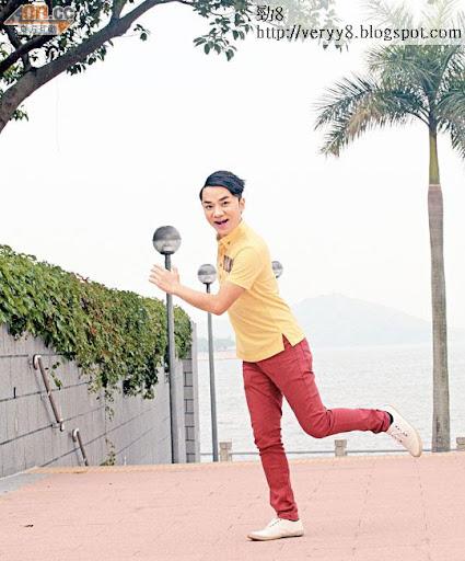 王祖藍年少尋歡 玩謝夏蕙姨