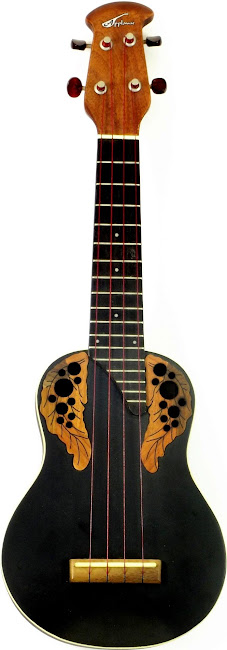 Ovation Applause Roundback Acoustic Soprano Ukulele