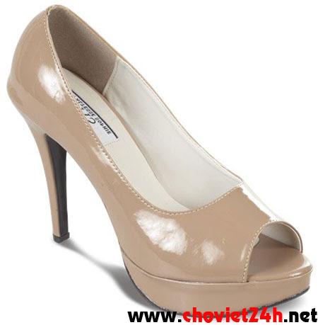 Giày cao gót Sophie Ilandra - SIL36-40