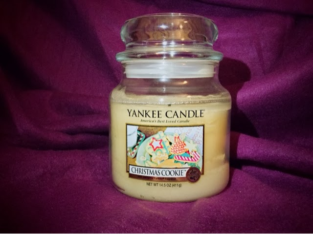 Yankee Candle, Christmas Cookie