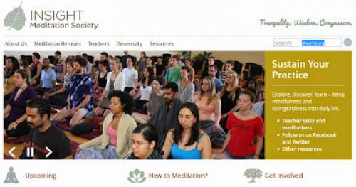 Insight Meditation Society East Coast