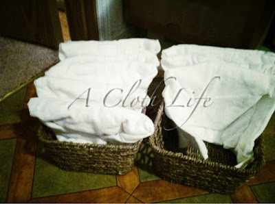 Avoiding yeast in cloth diapers: a cloth life