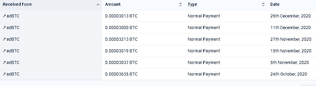 1º AdBTC La Mejor PTC para Ganar Bitcoins [Prueba de pago] Prueba%2Bde%2Bpago%2Badbtc%2B3%2Bfaucetpay