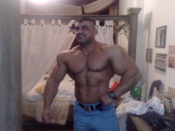worldwide bodybuilders iraqi bodybuilder raed abdul rahman