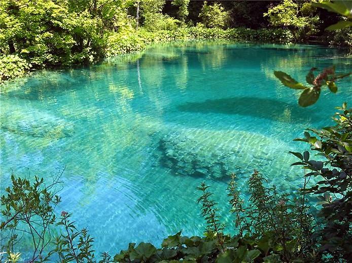 фото плитвицких озер