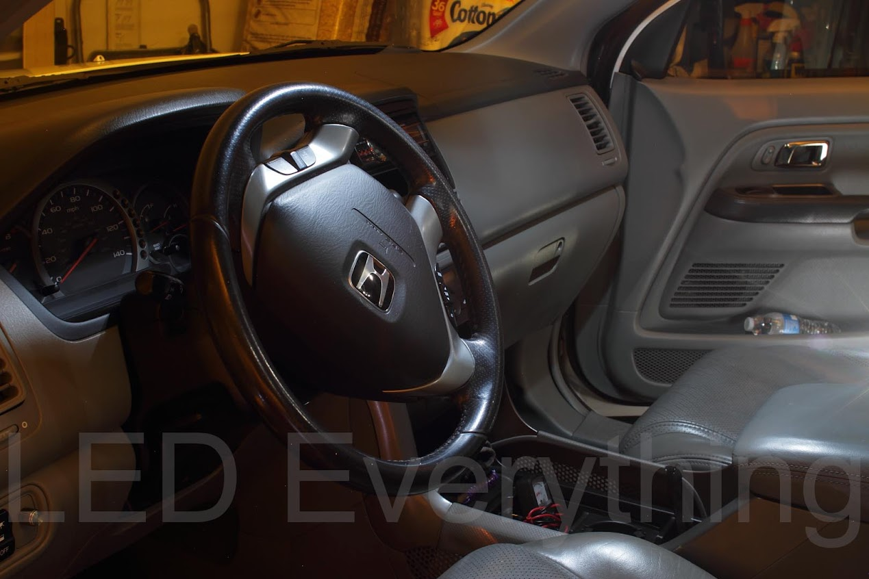Honda Pilot 2003 2004 2005 Led Interior License Plate Back Up Lights Kit Ebay