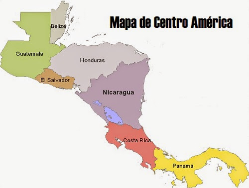 Centro America | Metro Map | Bus Routes | Metrobus Way Map | Train ...