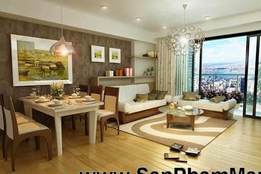 Tư vấn bài trí cho căn hộ có chủ nhân đam mê nội trợ - Trang trí nội thất căn hộ-4