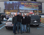 and here we are....Springsteen baby!  Closing Giants Stadium down