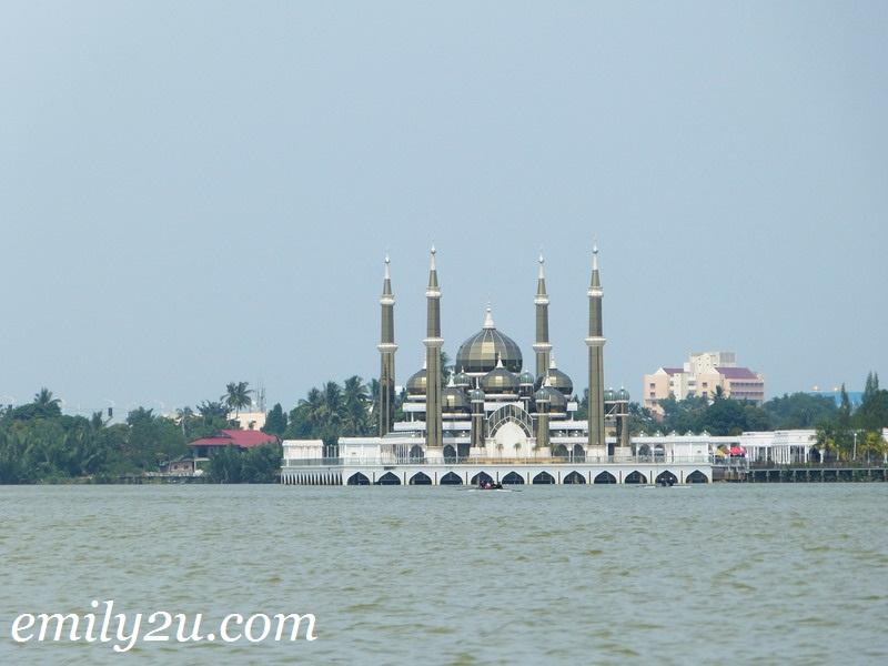 Crystal Mosque Terengganu