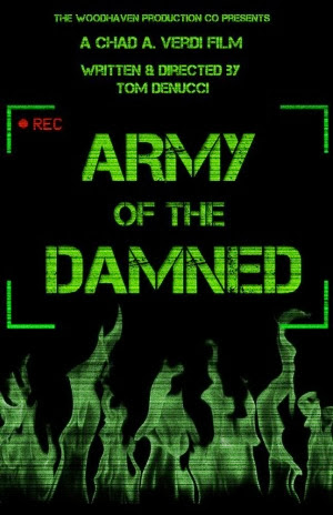 Filme Poster Army of the Damned HDRip XviD & RMVB Legendado