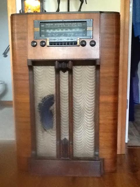 Console Radio Repair K-60 Console Radio Repairs