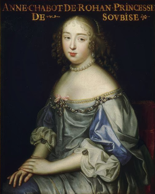 Studio of the Beaubrun brothers - Anne de Rohan-Chabot, la Princesse de Soubise, royal mistress