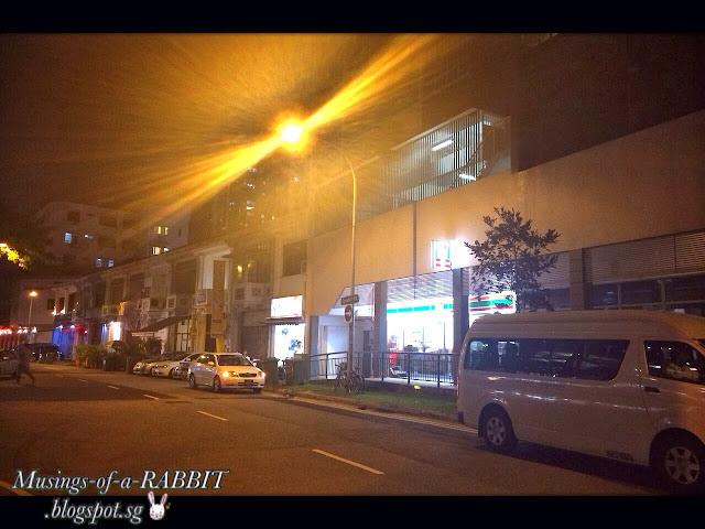The Tiramisu Hero, Jalan Besar